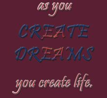 create dreams by aspectsoftmk