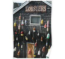 Lobster Shanty Poster