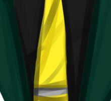Lupin III - Forest Green Sticker