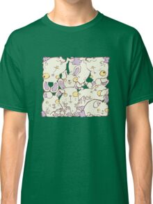 Crazy Bunnies Classic T-Shirt