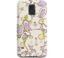 Crazy Bunnies Samsung Galaxy Case/Skin