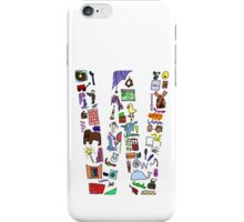 BS ABC's: W iPhone Case/Skin