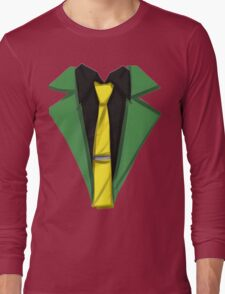 Lupin III - Spring Green Long Sleeve T-Shirt