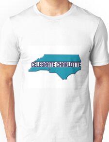 Celebrate Charlotte Unisex T-Shirt