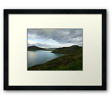 The Fanad Peninsula.................................Ireland Framed Print