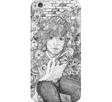 """Syd """"Mr Floyd"""" Barrett iPhone Case/Skin"""