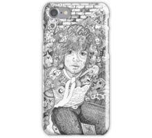 "Syd ""Mr Floyd"" Barrett iPhone Case/Skin"
