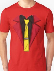 Lupin III - Hot Rod Red Unisex T-Shirt