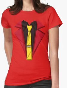 Lupin III - Hot Rod Red Womens Fitted T-Shirt