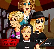 Jessica Lange Tribute by Steff Egan