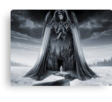 Angels and Demons or Angel of Light Canvas Print