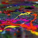 Mellow Splatter by Andrew Woodman