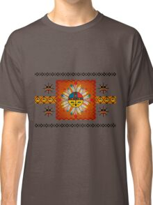 Feathered Katsina Sunface Classic T-Shirt