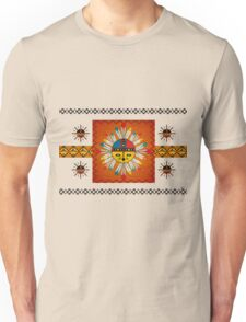 Feathered Katsina Sunface Unisex T-Shirt