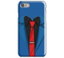Lupin III - Ocean Blue iPhone Case/Skin