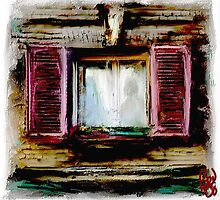 village window by bev langby