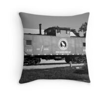 The Katy Line II Throw Pillow