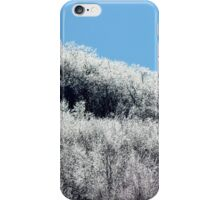 Salt & Pepper Hills iPhone Case/Skin
