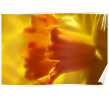 Golden Trumpet Dreams Poster