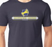 Official Mouthpiece Designs Logo Unisex T-Shirt