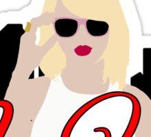 Taylor Swift: New York Sticker