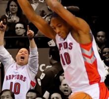 Toronto Raptors - Demar Derozan Sticker