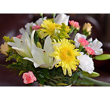Spring Bouquet Photographic Print