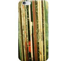 vinyl life iPhone Case/Skin