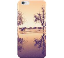 Flood Brothers iPhone Case/Skin