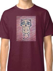 Ghost Kitty Classic T-Shirt
