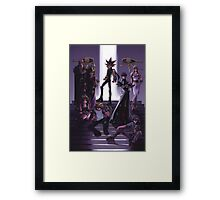 Yu-Gi-Oh! - It's Time to Duel! Framed Print