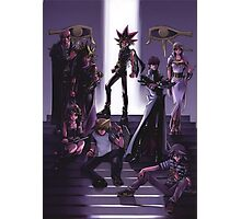 Yu-Gi-Oh! - It's Time to Duel! Photographic Print