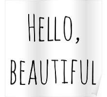 Hello, Beautiful  Poster