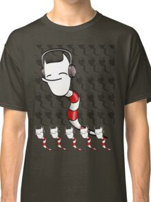 Devo Sperm Spirits Just Chillin' to music Classic T-Shirt
