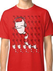 Devo Sperm Spirits Just Chillin' to music Classic T-Shirt