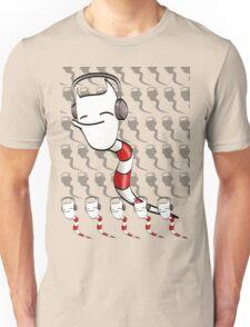 Devo Sperm Spirits Just Chillin' to music Unisex T-Shirt