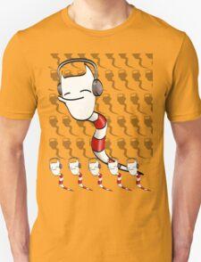Devo Sperm Spirits Just Chillin' to music T-Shirt