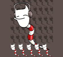Devo Sperm Spirits Just Chillin' to music Unisex T-Shirt