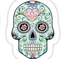 Sugar skulls Sticker