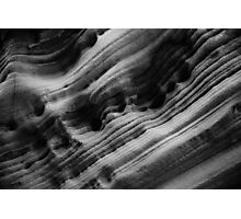 Hidden Canyon Layers - Zion National Park, Utah Photographic Print
