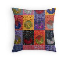 *A CHILD'S FAVORITE QUILT* Throw Pillow