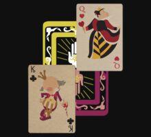 Voodoo Villains- Royal Court by weisbatman