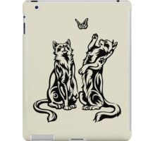 Playful Cats iPad Case/Skin