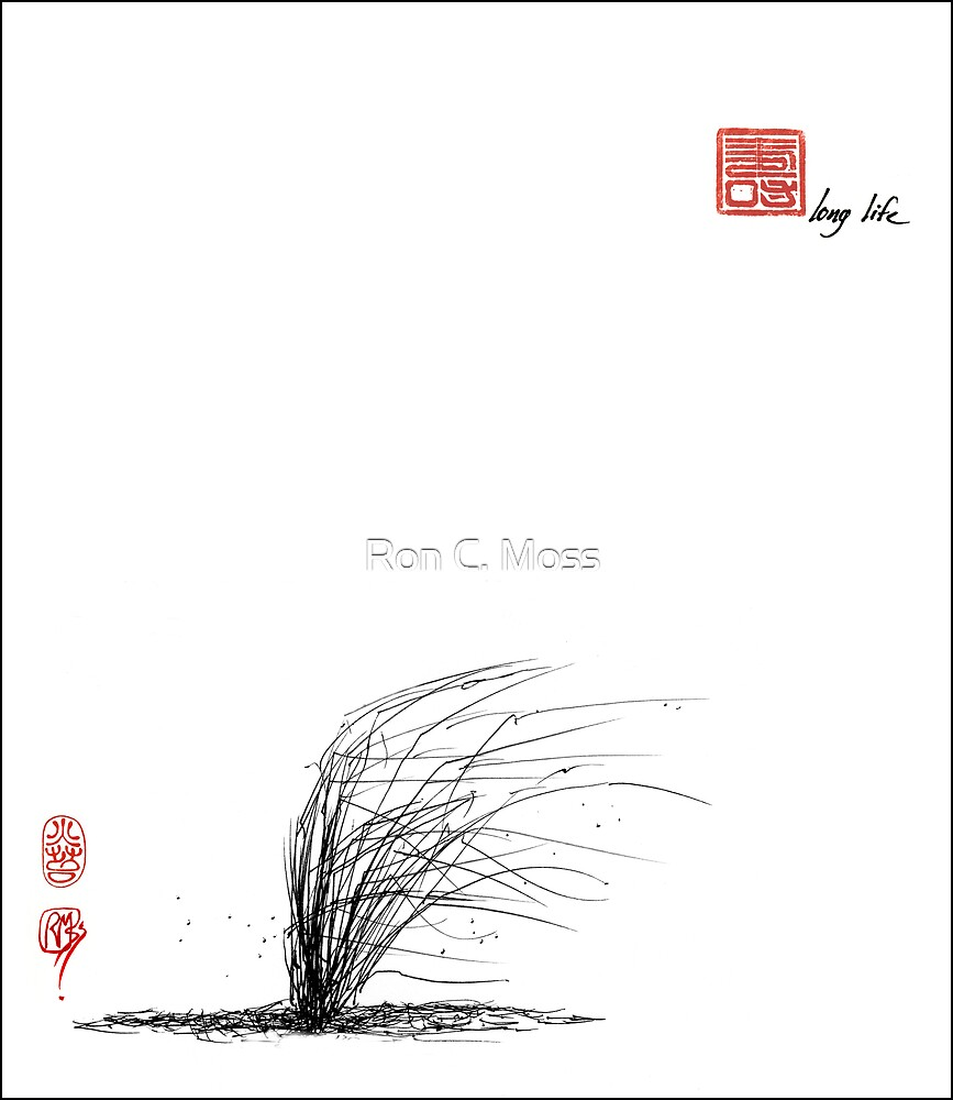 Long life by Ron C. Moss