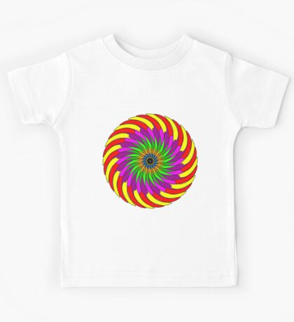 Colorful T-shirt Kids Tee