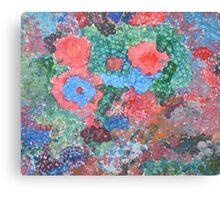 Flowers Blossoms Canvas Print