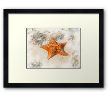 You can make a difference Framed Print