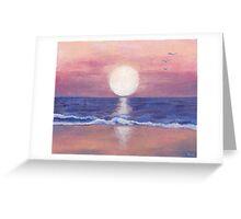 Flagler Beach Dream Greeting Card