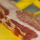 A Blank Slate of Bacon  by lexphoto