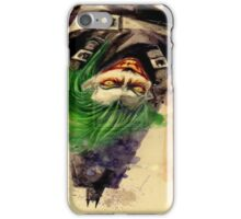 Joker Watercolor iPhone Case/Skin